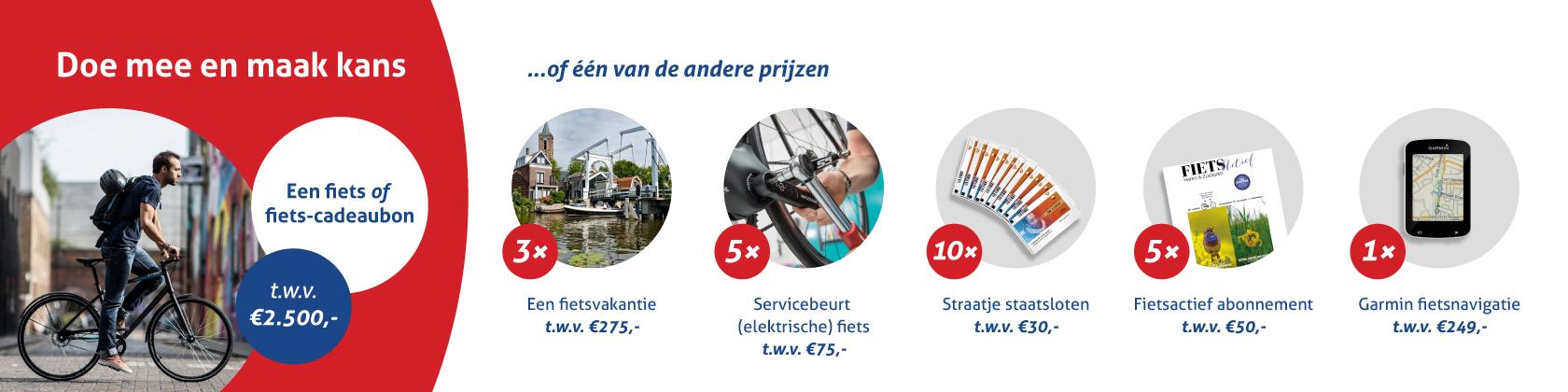AD Fietstest.nl winactie
